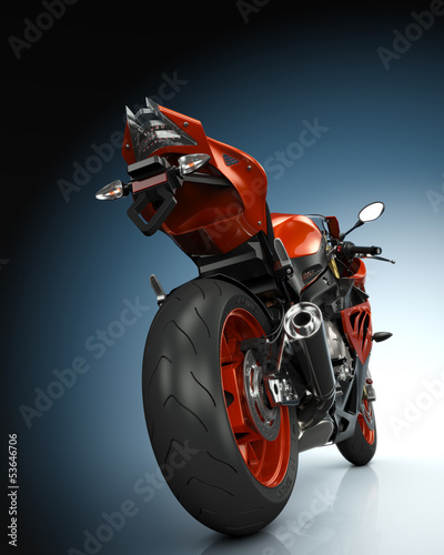 Recess Fitting Motorcycle Motorcycle