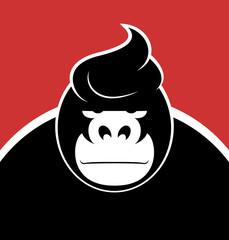 Fototapeta Do pokoju młodzieżowego Gorilla
