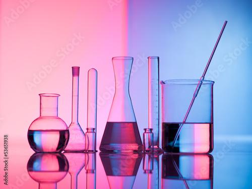 Fotografering  Glass science