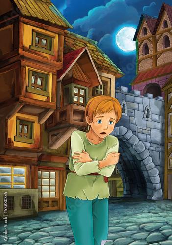Foto-Lamellen (Lamellen ohne Schiene) - Prince and the Pauper (von honeyflavour)