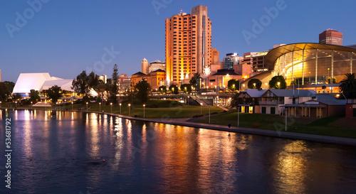 Fotobehang Australië Adelaide, Australia