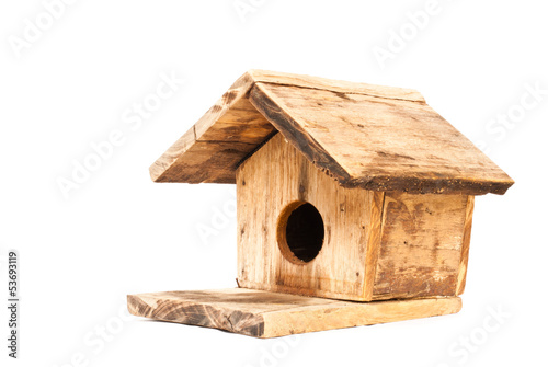 Fotomural Bird house