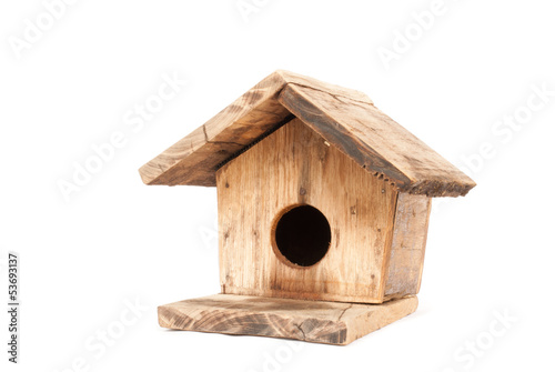 Leinwand Poster Bird house
