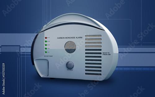 Valokuva Carbon monoxide alarm