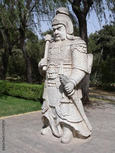 Foto op Aluminium Beijing General an den Ming Gräbern