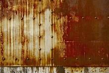 Rust On Metal Background