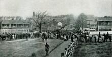 Meeting In Gettysburg (november 19, 1863)