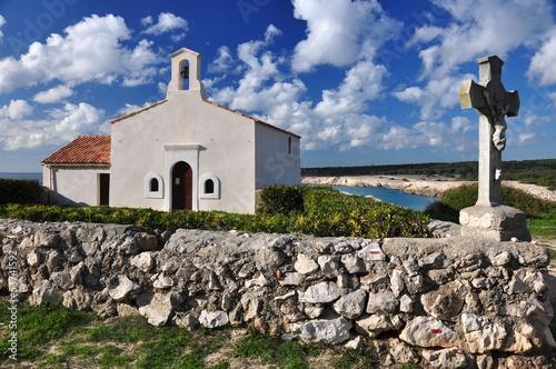 Fotografie, Obraz  MARTIGUES - LA COURONNE : Chapelle Sainte-Croix