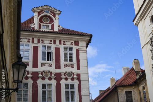 Photo  Czech buildings