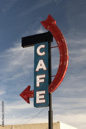Papiers peints Route 66 Cafe on Route 66