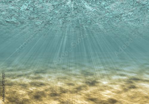 Illustration - Underwater World