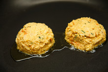 Maryland Style Crab Cakes