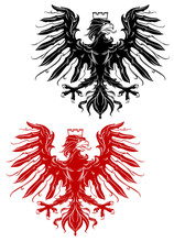 Royal Heraldic Eage