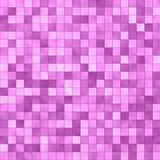 Pink Tile Mosaic