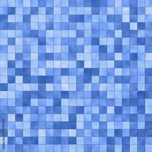 niebieski-kwadratowy-wzor-plytki