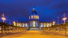 San Francisco City Hall In Blu...