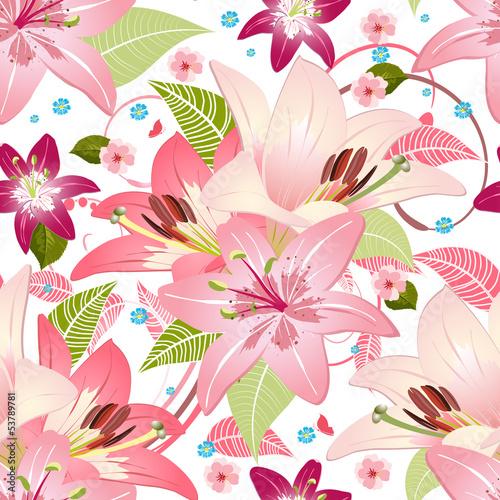 piekny-rozowy-kwiatowy-wzor