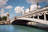Fototapeta Paryż - Pont Alexandre III - Paris