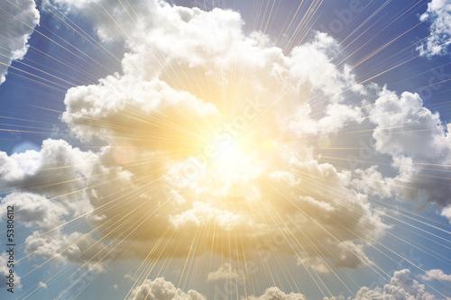 beutiful clouds - 53806112