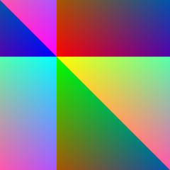 Plakat Geometric