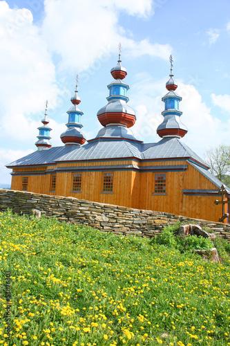 Fototapety, obrazy: Orthodox Church in Poland