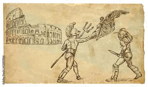 scena-wloskiej-kultury-gladiatorzy