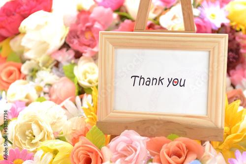 Fotografia  メッセージ―Thank you
