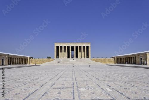 Fotografie, Obraz Mausoleum Atatürk