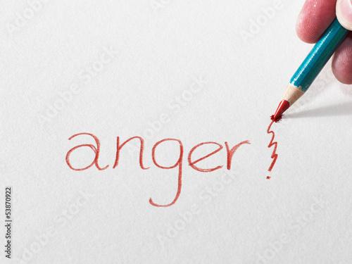 Photo Anger