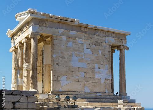 Fotografija  Temple of Athena Nike, Athens