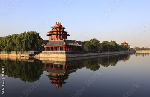Foto op Aluminium Beijing Beijing Royal Palace
