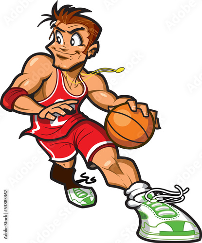 kaukaski-koszykarz