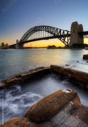 Valokuva  Sydney Harbor Bridge