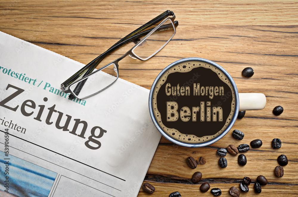 Guten Morgen Berlin Foto Poster Wandbilder Bei Europosters