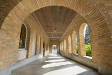 Stone Bricks Archway