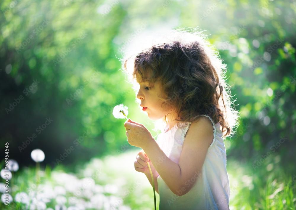 Fototapety, obrazy: Summer joy
