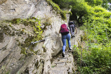Wandern Zu Zweit