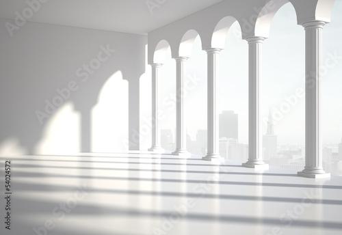 Fototapeta classic room