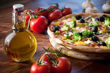 Fototapeta Do restauracji Pizza