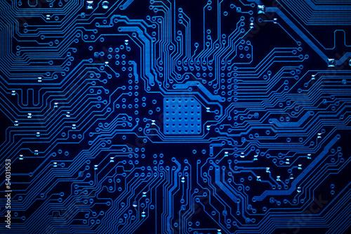 Fotografía  Circuit board background