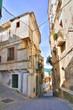 Alleyway. Tursi. Basilicata. Italy.