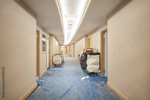 Fototapeta koridor