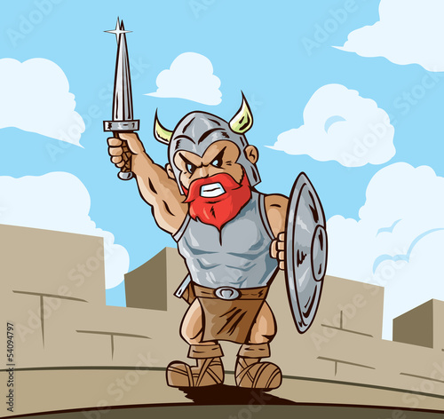 Victorious Viking