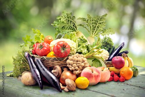 In de dag Groenten 野菜と果物