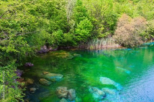 Fototapety, obrazy: Cornino lake