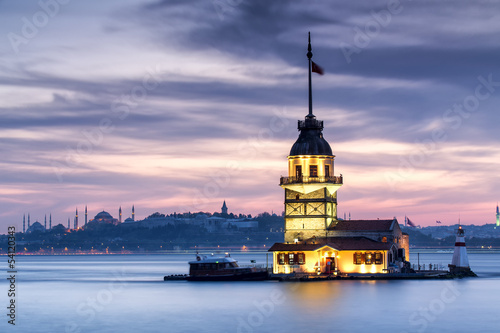 Photo  The Maiden's Tower