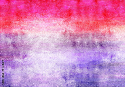 Crédence de cuisine en verre imprimé Rose Abstract art background