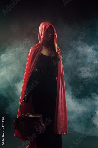 Fényképezés  Little Red Riding Hood