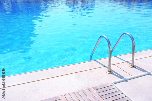 Photo Hotel swimming pool