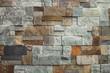 kamienna ściana - stone wall